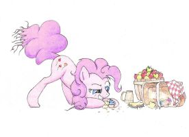 My Little Sin: Gluttony by philo5