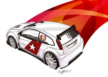 Ford Fiesta by paulodesign