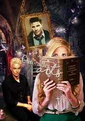 Buffy vampires tome 1 by ChroniclesArts