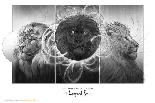 the Leopard Sun Motions Of the Sun by balaa