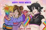 Happy Pride Month by Enock