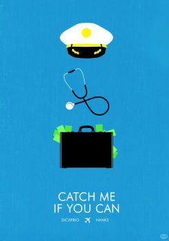 Catch Me If You Can by dylan-co