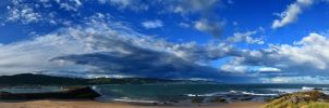 Stormy Bay by Feytoh
