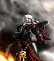 Sister of battle by fgt1111