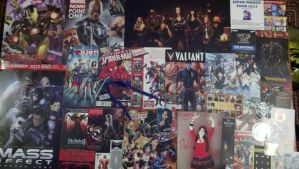 New York Comic Con 2012 - All the Stuff by NewYorkVash