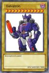 Galvatron by MiguelofKing