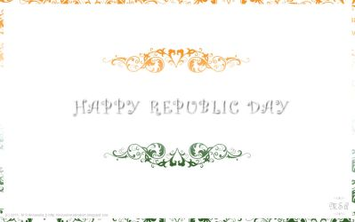 Wallpaper ::Happy Republic Day by msahluwalia
