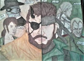 Big Boss's Legacy by BananaVulture