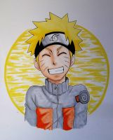 Naruto Happy by fernandeszous