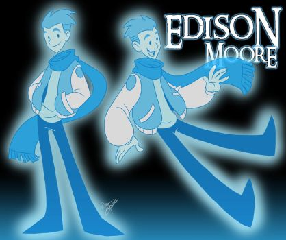 Edison the Other Friendly Ghost by Aeolus06