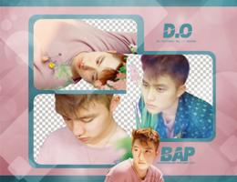 Pack Png #673 // D.O (EXO) (THE WAR) by BEAPANDA