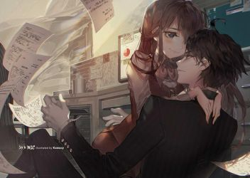 Break Time by kawacy