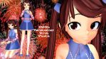 MMD Newcomer Riva Payce by mbarnesMMD