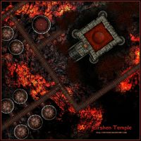 Eirshen Temple by Neyjour