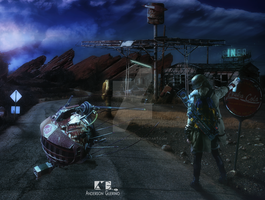Fallout by andersonguerino