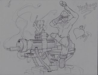 TF2 Engineer by Lt-Snuggs