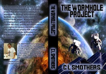 The Wormhole Project Full Cover by policegirl01