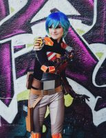 Sabine Wren Cosplay (Season 2) 1 by mblackburn