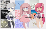 (CLOSED) MYSTERY ADOPTABLES! by YukuAdopts