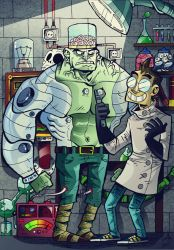 Mad Scientist by cool-slayer