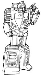 'DISCRETE CONDUCT' Preview by Transformers-Mosaic