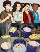 Degrassi: the game by tippedchair