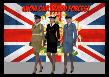 Know our Armed Forces by daleksupreme