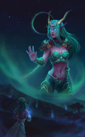 Ysera the dreamer by DLStorm