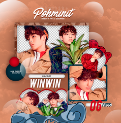 +Pack Png NCT|Winwin 02 by Pohminit