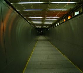The end of the tunnel by nibor