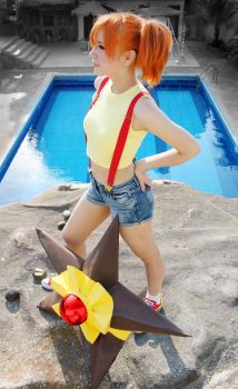 Misty Cosplay Pokemon - Gym Leader by SailorMappy