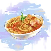 PASTA by luthienelf