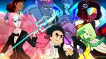 We are the CRYSTAL GEMS! by AquaYagiza