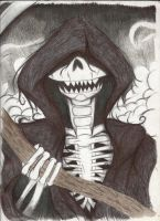 the grim reaper by McDave19