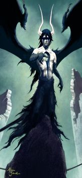 Ulquiorra by Xovq