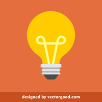 lamp vector free vector design for web by freevectorstock