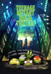 TMNT 2016 by tamaume