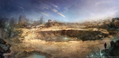 Craters by ChangYuanJou