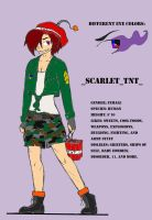 Scarlet TNT Ref by Swallow-of-Fire8091