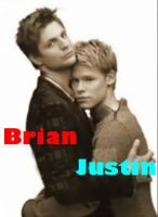 Brian and Justin by Busted-Love