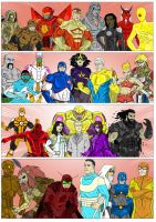 Macroverse Lineups by Silverback1
