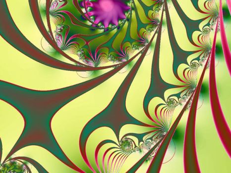 Fractal Wallpaper 12 by Craftykid
