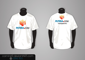 Putera.Com Tees 2011 by carnine9