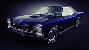 1966 Pontiac GTO preview by MUCK-ONE