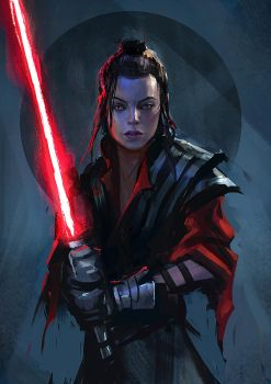 Dark Rey by Takeda11