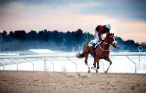 Last one at the track by Framestream
