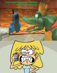 King K Rool's phone call from Lori by AmazingNascar221