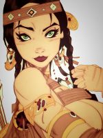 Tiger Lily Inspiration by christophersean