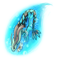 Water Type by Nekodox