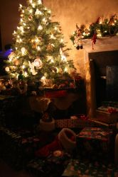 Oh Christmas tree... by Sinned-angel-stock